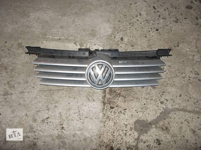 Б/у решётка бампера для легкового авто Volkswagen Bora- объявление о продаже  в Стрые