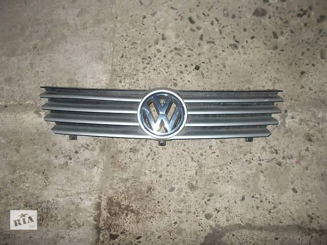 бу Б/у решётка бампера для легкового авто Volkswagen Polo 1995-2001 в Стрые