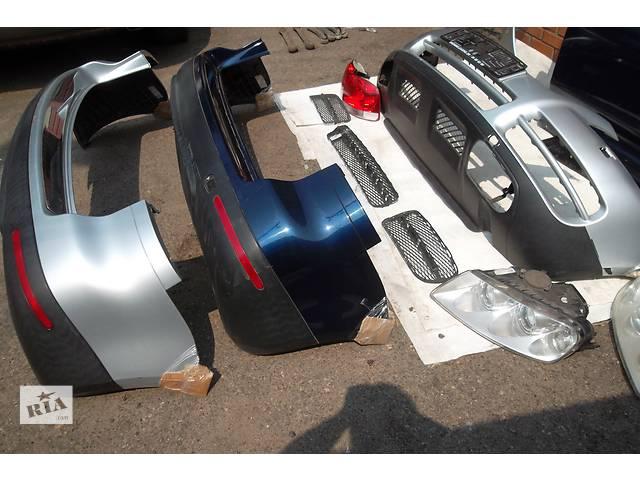 купить бу Б/у решётка бампера для легкового авто Volkswagen Touareg в Сумах
