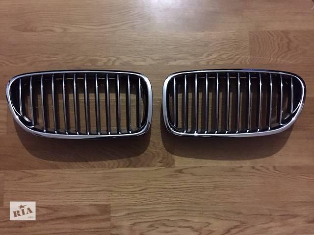 продам Б/у решётка бампера для седана BMW 5 Series (все) бу в Харькове
