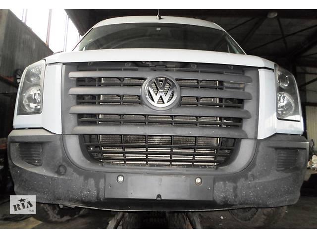 продам Б/у Решётка бампера, радиатора для Volkswagen CrafterФольксваген Крафтер 2.5 TDI 2006-2010 бу в Рожище
