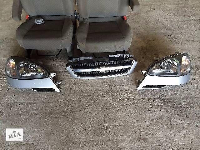 купить бу б/у Решётка Chevrolet Tacuma 2007-2002г в Львове