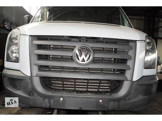 Б/у Решётка под лобовое Volkswagen Crafter Фольксваген Крафтер 2.5 TDI 2006-2010- объявление о продаже  в Рожище