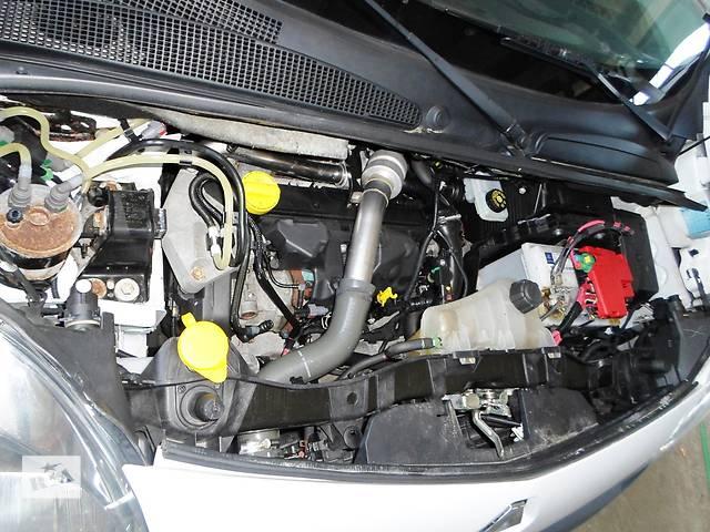 Б/у Решётка радіатора, бампера Renault Kangoo Кенго 1,5 DCI К9К 2008-2012- объявление о продаже  в Рожище