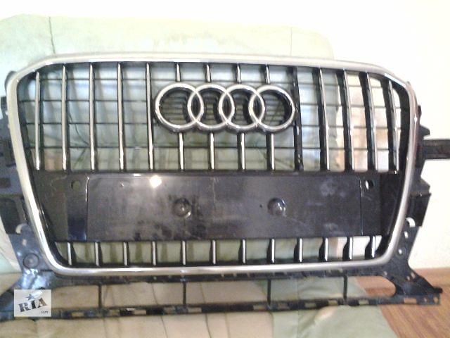 Б/у решетка радиатора  Audi Q5 ауди. 8R0. 853.651- объявление о продаже  в Черкассах