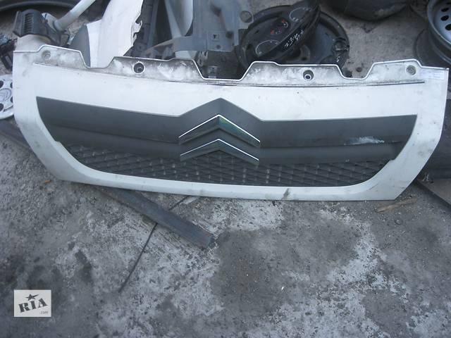 купить бу Б/у решётка радиатора Citroen Jumper 2006- в Ровно