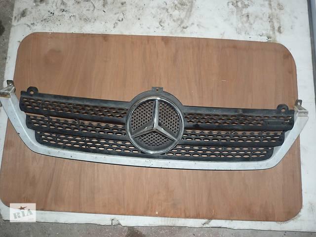 Б/у Решётка радиатора для автобуса Mercedes Sprinter 903, б/у, оригинал- объявление о продаже  в Звенигородке (Черкасской обл.)