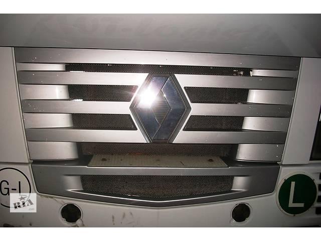 купить бу Б/у решётка радиатора для грузовика Renault Magnum E-TECH Рено Магнум 440 Evro3 в Рожище