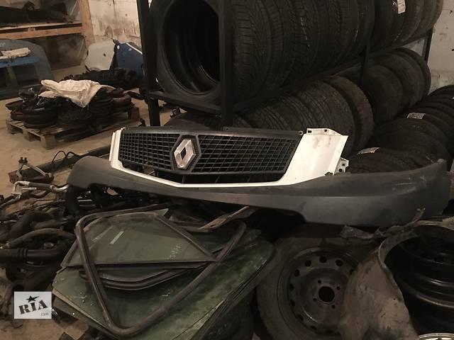 Б/у решётка радиатора для грузовика Renault Mascott 04-10- объявление о продаже  в Ужгороде