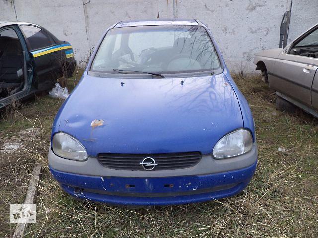 Б/у решётка радиатора для хэтчбека Opel Corsa 1992- объявление о продаже  в Киеве