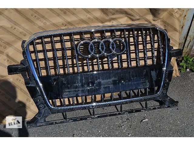 купить бу Б/у решётка радиатора для кроссовера Audi Q5 Audi Q5 2013 2014  в Киеве