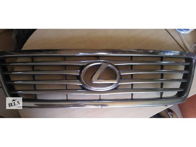 продам эмблема б/у решётки радиатора для кроссовера Lexus LX 470 бу в Луганске