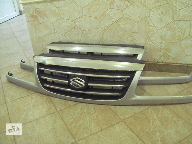 Б/у решётка радиатора для кроссовера Suzuki Grand Vitara (5d) 2005- объявление о продаже  в Тернополе