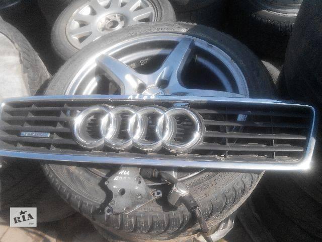 продам Б/у решётка радиатора для легкового авто Audi  2000 бу в Львове