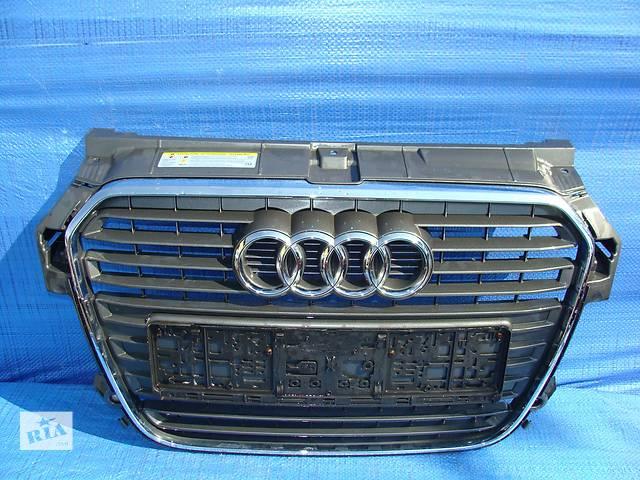 купить бу Б/у решётка радиатора для легкового авто Audi A1 8X0853651 в Львове