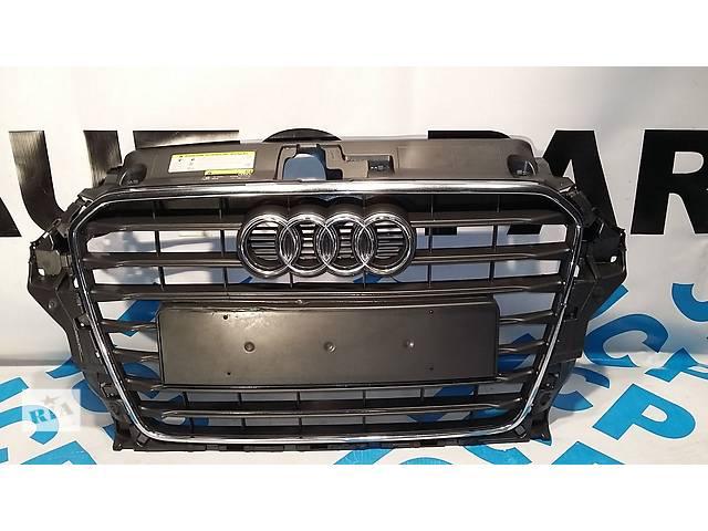 Б/у решётка радиатора для легкового авто Audi A3 8V0- объявление о продаже  в Львове