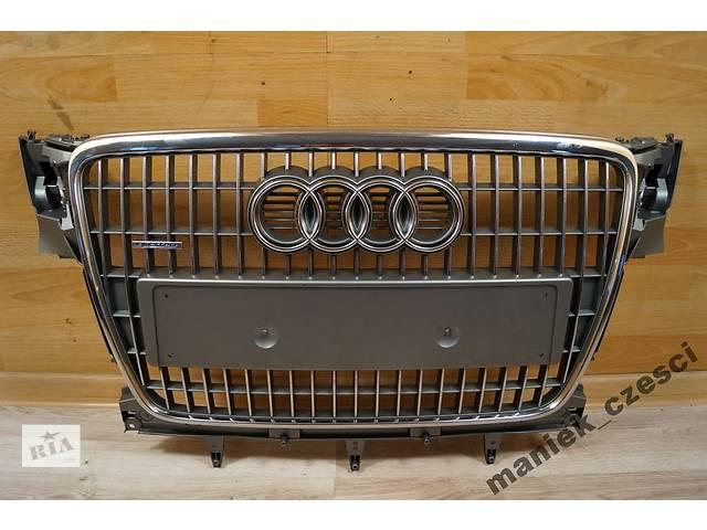 Б/у решётка радиатора для легкового авто Audi A4 Allroad 8K0 ALLROAD 08-12- объявление о продаже  в Львове
