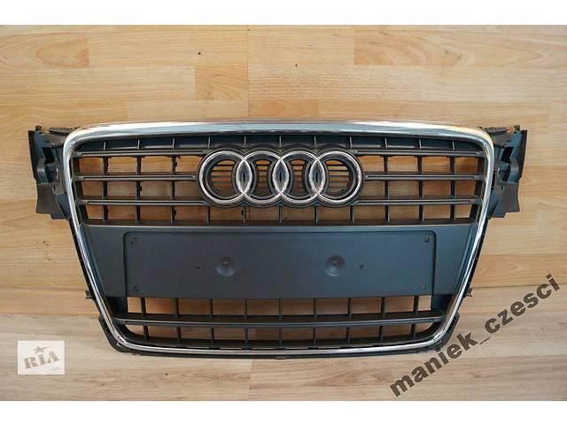 продам Б/у решётка радиатора для легкового авто Audi A4 B8 8K0 08-12 бу в Львове
