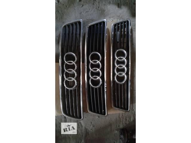 продам Б/у решётка радиатора для легкового авто Audi A4 бу в Львове