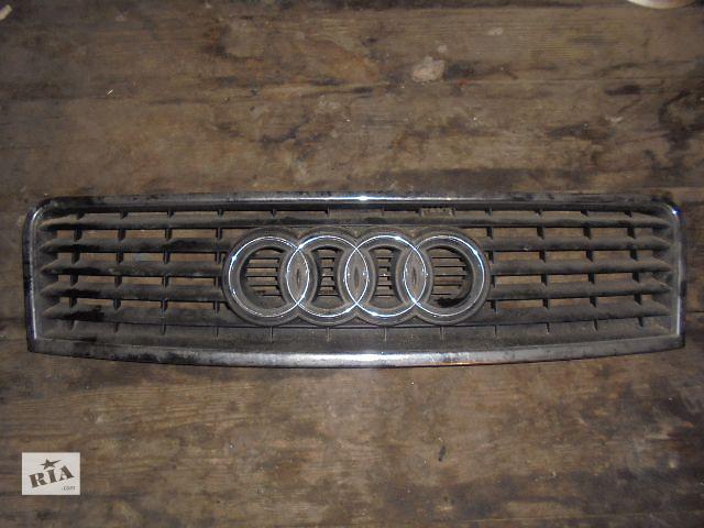 Б/у решётка радиатора для легкового авто Audi A6 2003- объявление о продаже  в Львове
