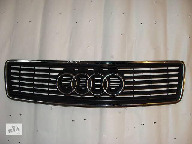 продам Б/у решётка радиатора для легкового авто Audi A6 бу в Черкассах