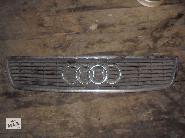 продам Б/у решётка радиатора для легкового авто Audi A8 1999 бу в Львове