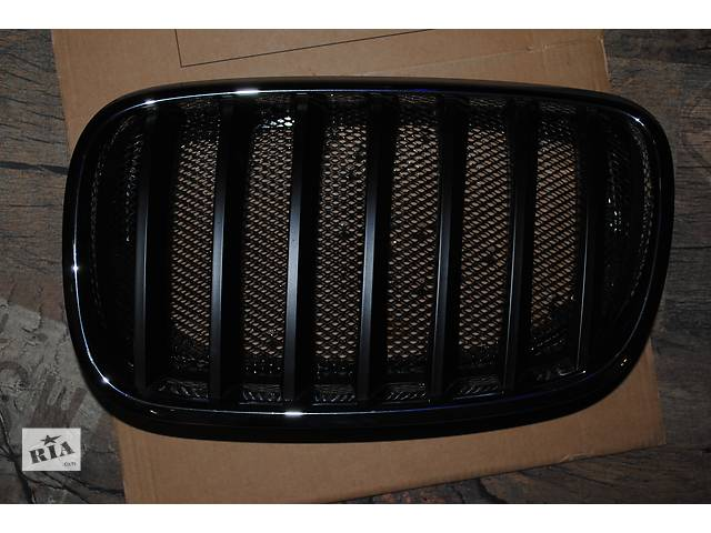 бу Б/у решётка радиатора для легкового авто BMW X6 в Днепре (Днепропетровск)