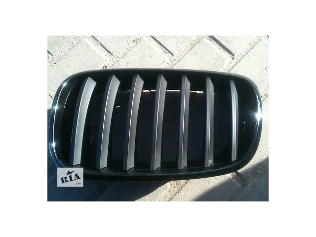 продам Б/у решётка радиатора для легкового авто BMW X6 бу в Ровно