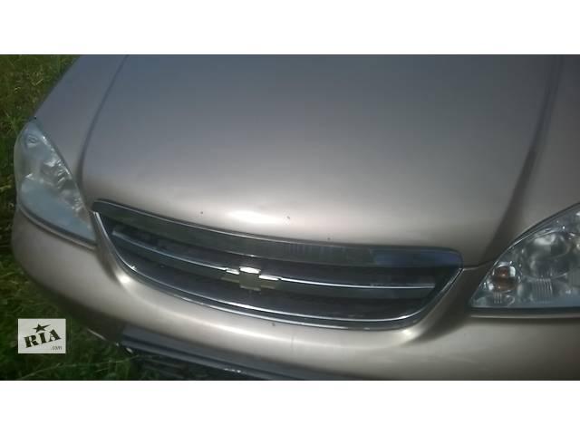 Б/у решётка радиатора для легкового авто Chevrolet Lacetti- объявление о продаже  в Ровно