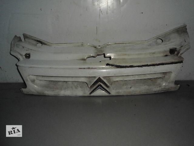 Б/у решётка радиатора для легкового авто Citroen Berlingo .- объявление о продаже  в Буче