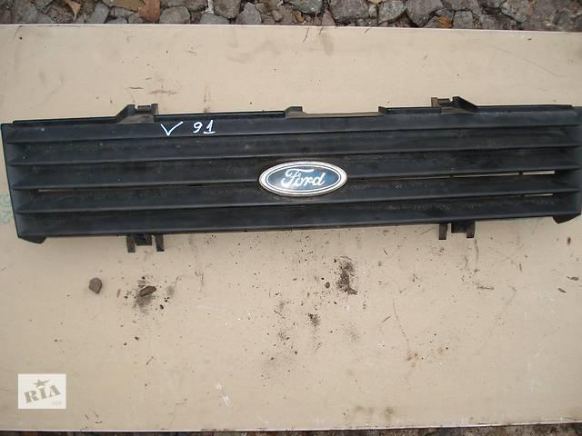 продам Б/у решётка радиатора для легкового авто Ford Escort бу в Киеве