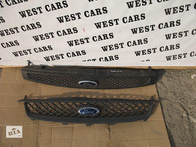 продам Б/у решётка радиатора для легкового авто Ford Fiesta 2003 бу в Луцке