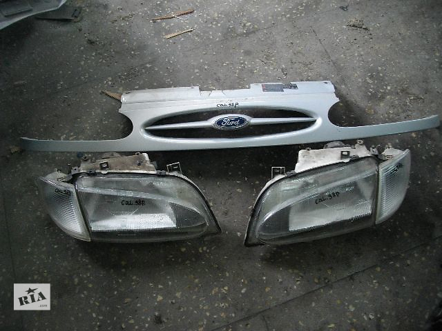 продам Б/у решётка радиатора для легкового авто Ford Galaxy 1998 бу в Львове