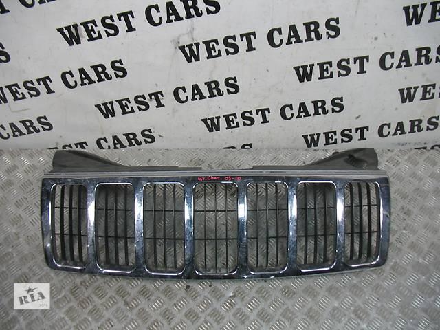 бу Б/у решётка радиатора для легкового авто Jeep Grand Cherokee 2007 в Луцке