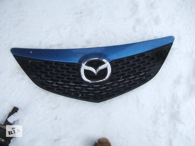 Б/у решётка радиатора для легкового авто Mazda 3- объявление о продаже  в Ровно