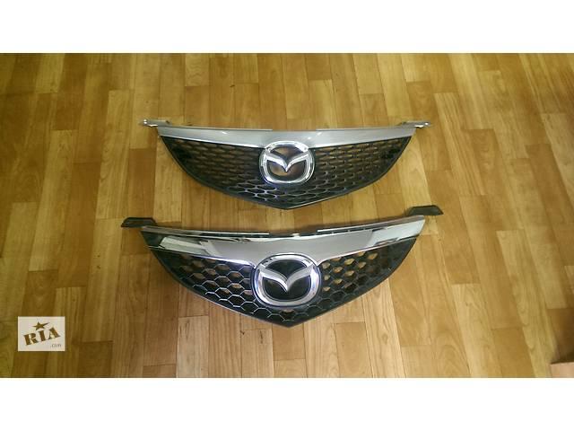 продам Б/у решётка радиатора для легкового авто Mazda 3 бу в Киеве