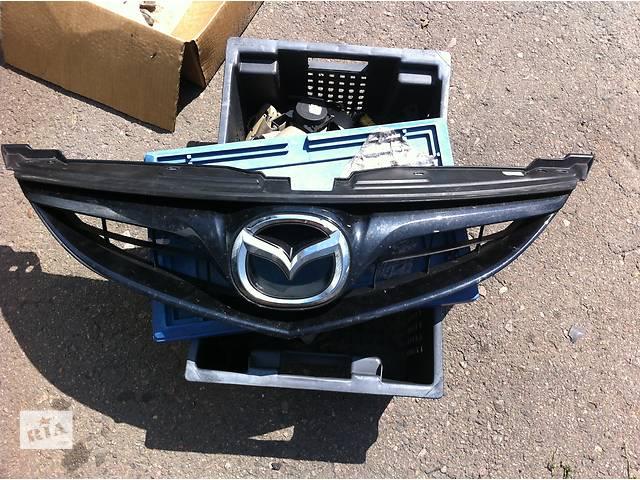 купить бу Б/у решётка радиатора для легкового авто Mazda 6 в Ровно