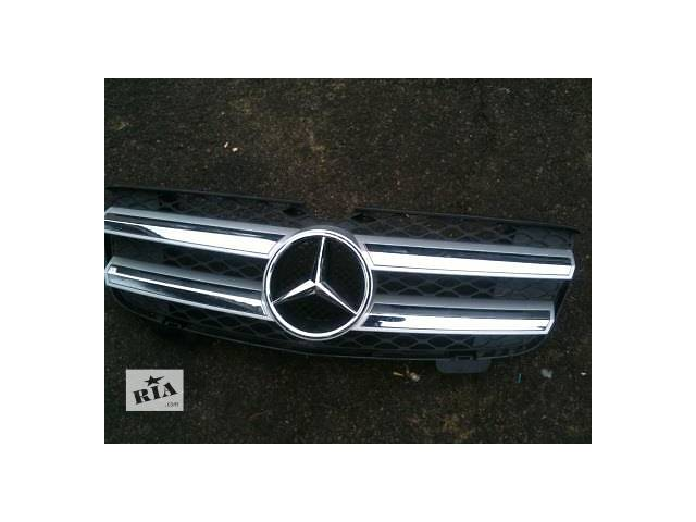Б/у решётка радиатора для легкового авто Mercedes GL-Class- объявление о продаже  в Ровно