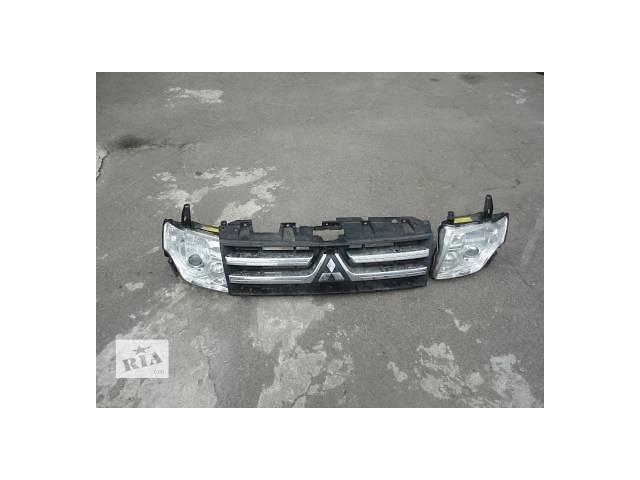 Б/у решётка радиатора для легкового авто Mitsubishi Pajero Wagon- объявление о продаже  в Ровно