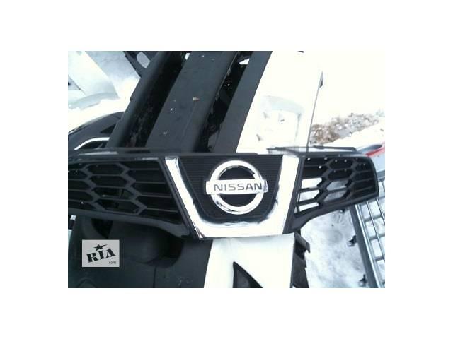 Б/у решётка радиатора для легкового авто Nissan Qashqai- объявление о продаже  в Ровно