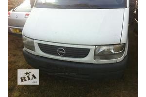 б/у Решётка радиатора Opel Movano груз.