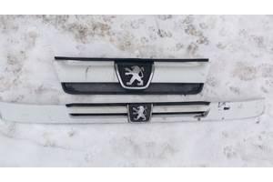 б/у Решётки радиатора Peugeot Boxer груз.