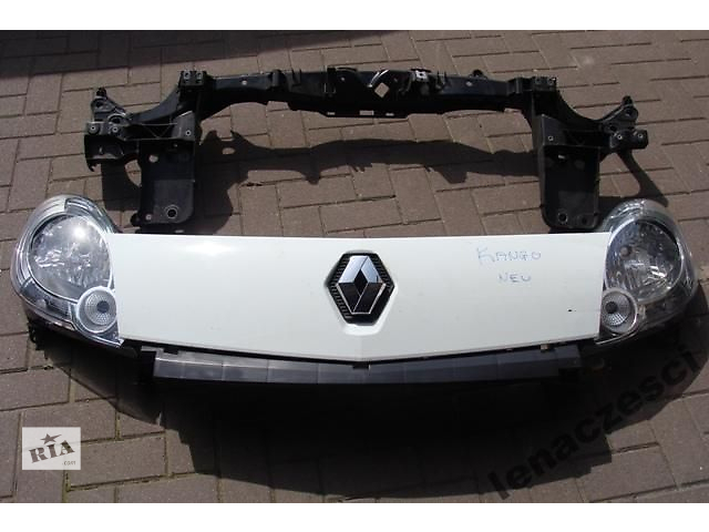 продам Б/у решётка радиатора для легкового авто Renault Kangoo бу в Одессе