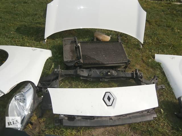 продам Б/у решётка радиатора для легкового авто Renault Kangoo бу в Ковеле