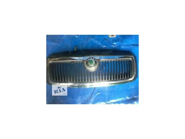 продам Б/у решётка радиатора для легкового авто Skoda Fabia бу в Луцке