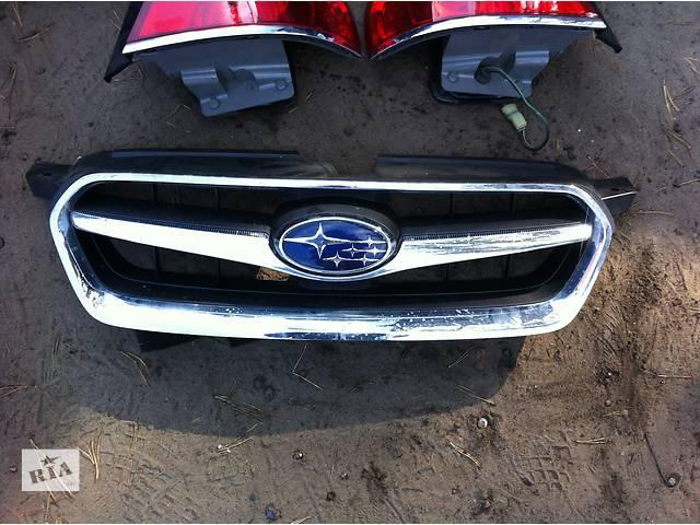 купить бу Б/у решётка радиатора для легкового авто Subaru Legacy в Ровно