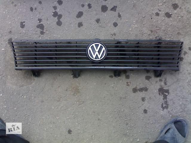 бу Б/у решётка радиатора для легкового авто Volkswagen B2 в Сумах