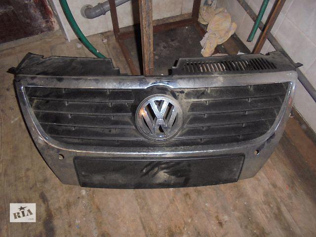 продам Б/у решётка радиатора для легкового авто Volkswagen B6 2008 бу в Львове