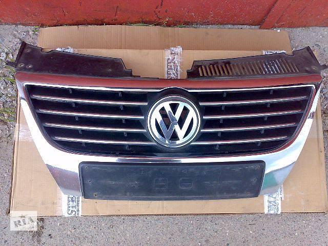 продам Б/у решётка радиатора для легкового авто Volkswagen Passat B6 бу в Харькове