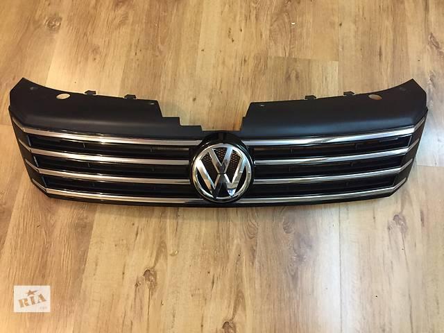 продам Б/у решётка радиатора для легкового авто Volkswagen Passat B7 бу в Киеве